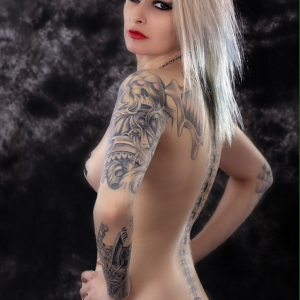 Alternative Models in der Modelkartei - SexyHorrorJenny