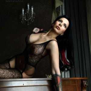 Alternative Models in der Modelkartei - Viola_Addams